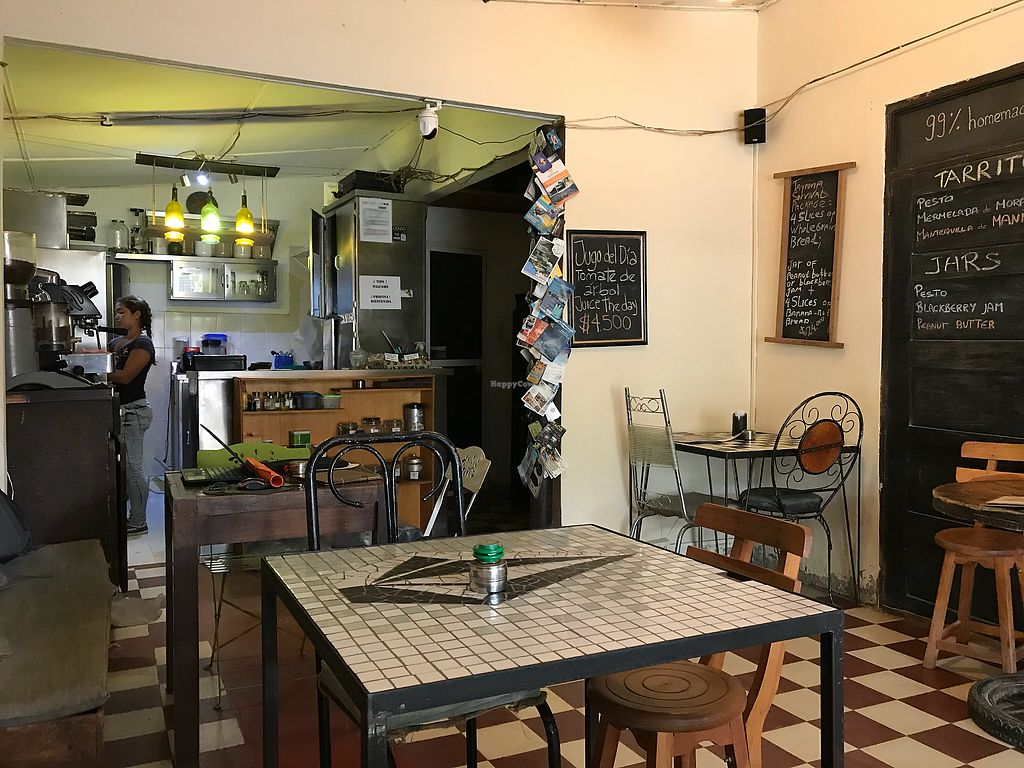 """Photo of Cafe Bonsai  by <a href=""""/members/profile/VeggieLexie"""">VeggieLexie</a> <br/>Nice place with great staff <br/> October 27, 2017  - <a href='/contact/abuse/image/86234/319371'>Report</a>"""