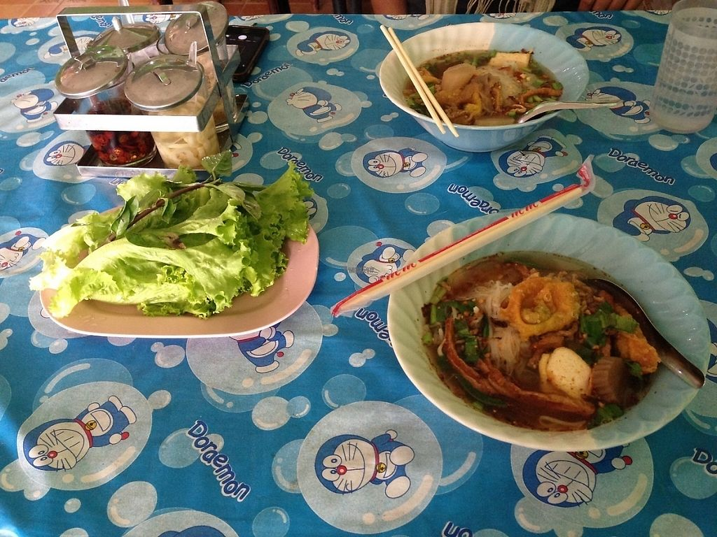 """Photo of Su Ting Sian -Soi Anamai 23  by <a href=""""/members/profile/Tofulicious"""">Tofulicious</a> <br/>Delicious Noodle Soups <br/> January 31, 2017  - <a href='/contact/abuse/image/86244/219734'>Report</a>"""