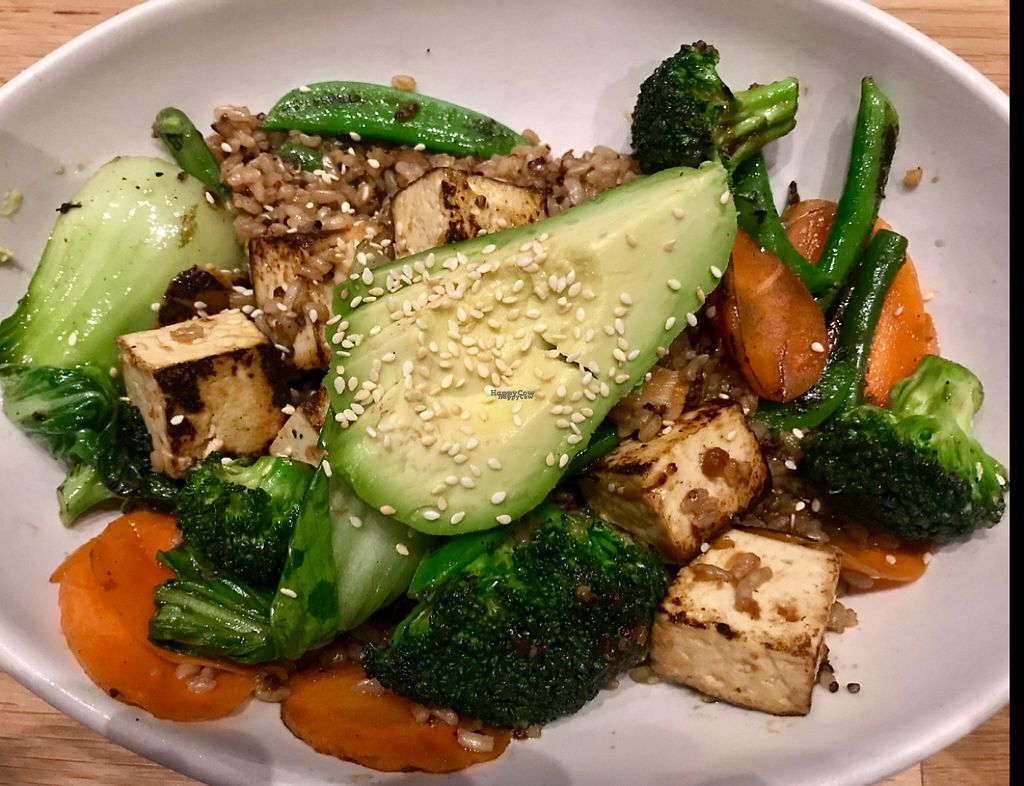 """Photo of True Food Kitchen  by <a href=""""/members/profile/Simster"""">Simster</a> <br/>Teriyaki Quinoa Bowl With Tofu <br/> April 4, 2017  - <a href='/contact/abuse/image/86255/244784'>Report</a>"""