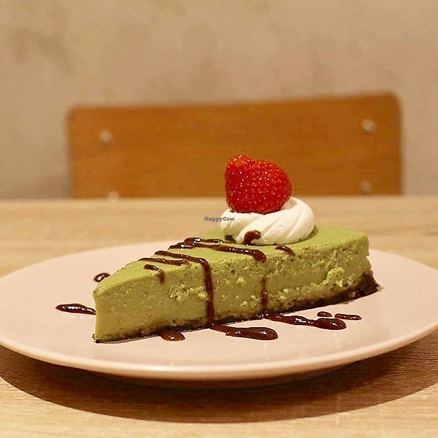 "Photo of Chillin' Cafe  by <a href=""/members/profile/EnriqueFang"">EnriqueFang</a> <br/>matcha cheesecake <br/> October 14, 2017  - <a href='/contact/abuse/image/86259/315043'>Report</a>"