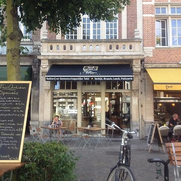 """Photo of Le Pain Quotidien  by <a href=""""/members/profile/Zjef"""">Zjef</a> <br/>Le Pain Quotidien <br/> October 24, 2017  - <a href='/contact/abuse/image/86341/318562'>Report</a>"""