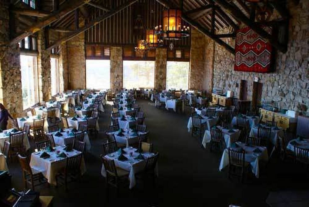 """Photo of Grand Canyon Lodge Dining Room  by <a href=""""/members/profile/community"""">community</a> <br/>Grand Canyon Lodge Dining Room <br/> February 3, 2017  - <a href='/contact/abuse/image/86345/221422'>Report</a>"""