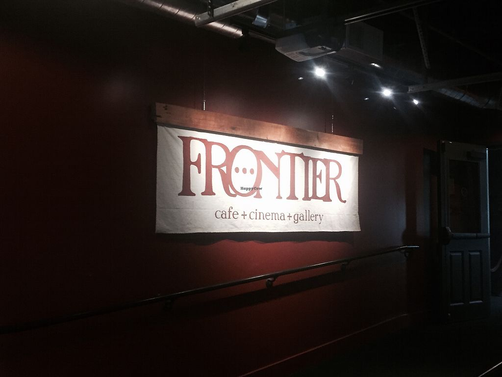 """Photo of Frontier Cafe   by <a href=""""/members/profile/Bgeezy"""">Bgeezy</a> <br/>Sign <br/> September 9, 2017  - <a href='/contact/abuse/image/86350/302597'>Report</a>"""