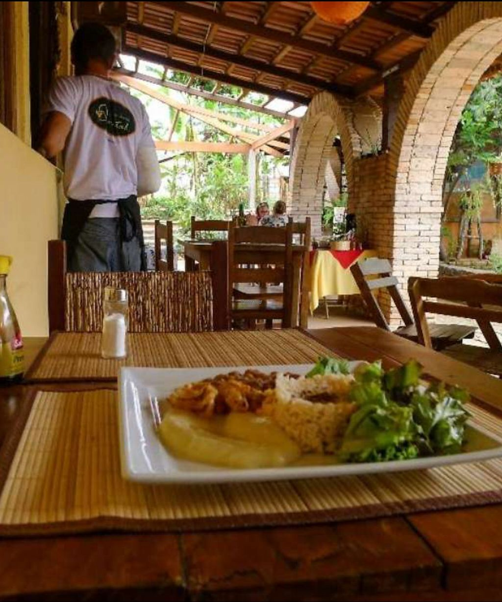 """Photo of Cozinha de Quintal  by <a href=""""/members/profile/bfeitosa"""">bfeitosa</a> <br/>Main course <br/> January 31, 2017  - <a href='/contact/abuse/image/86393/220178'>Report</a>"""