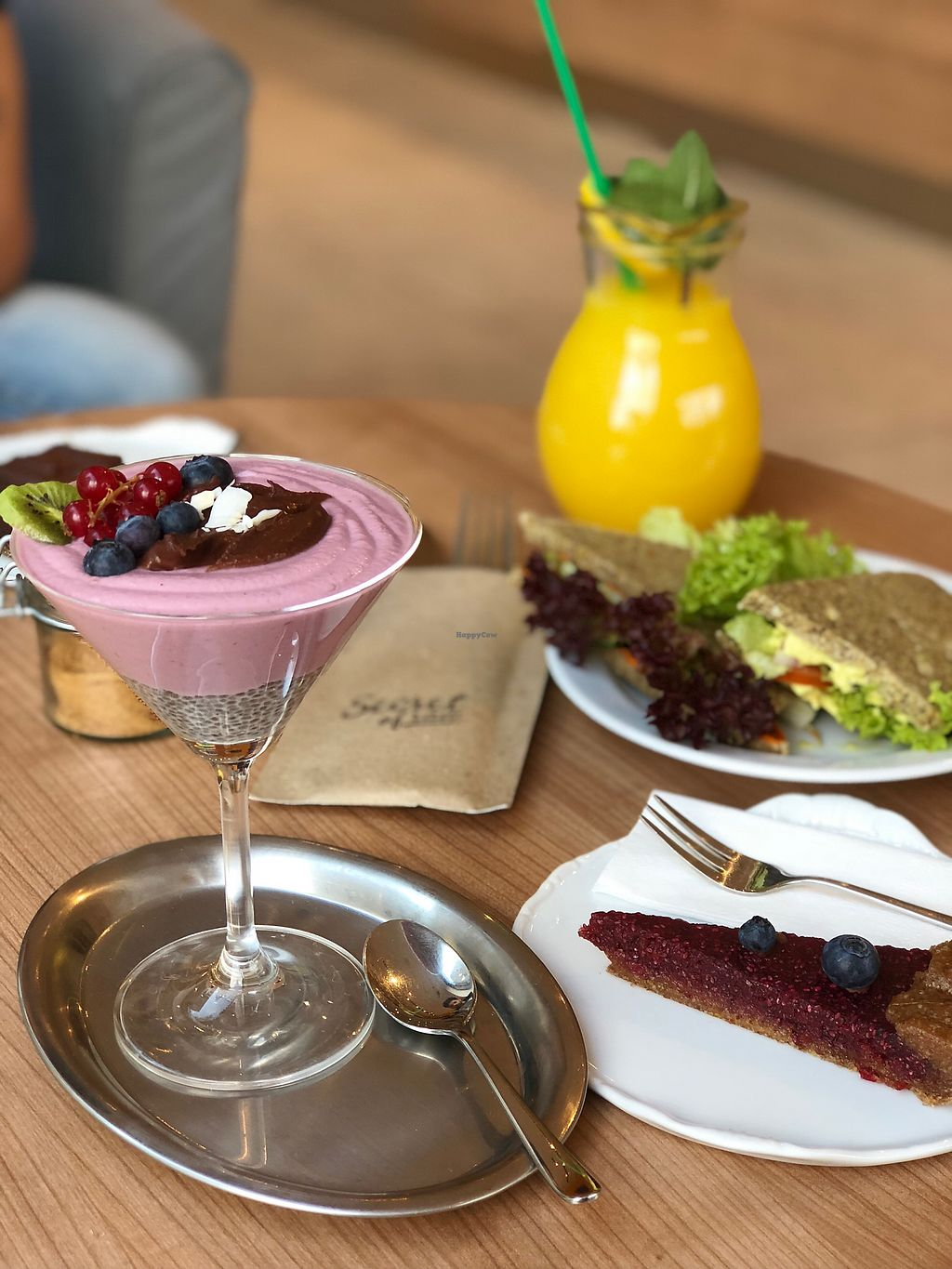 """Photo of Secret of Raw  by <a href=""""/members/profile/flubbrik"""">flubbrik</a> <br/>The best chia dessert <br/> February 18, 2018  - <a href='/contact/abuse/image/86428/361032'>Report</a>"""