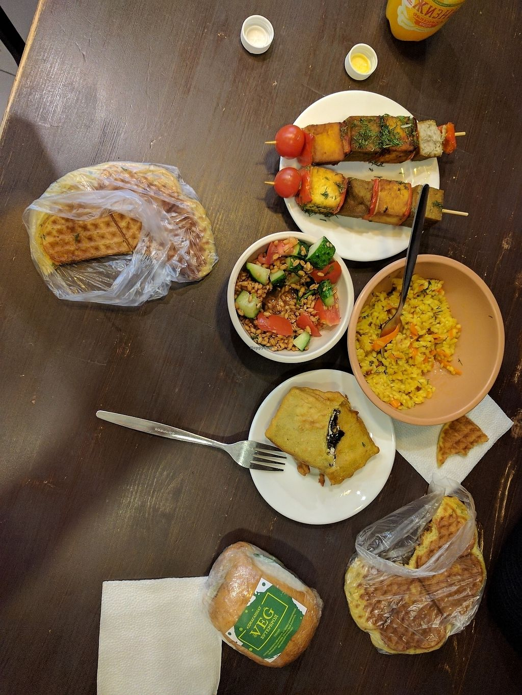 """Photo of Jagannath - Prospect Mira  by <a href=""""/members/profile/colonelpanic"""">colonelpanic</a> <br/>Meal for two, cost 960 roubles <br/> August 1, 2017  - <a href='/contact/abuse/image/86448/287563'>Report</a>"""