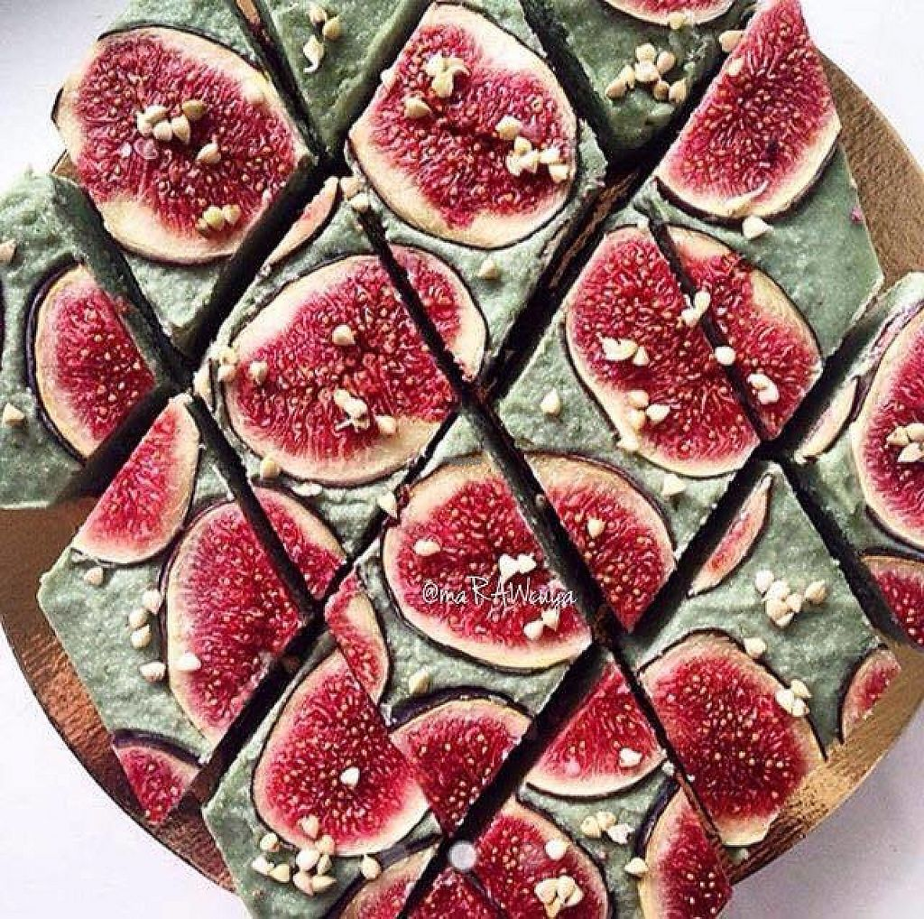 """Photo of Marawcuya  by <a href=""""/members/profile/Marawcuya"""">Marawcuya</a> <br/>One of our best creation - raw fig cake ?  Untypical flavor, organic ingredients and natural colors? Give it a try!  ☎️  Order here ??+34 679 947 413 or hello@marawcuya.com☎️ <br/> February 4, 2017  - <a href='/contact/abuse/image/86454/221991'>Report</a>"""