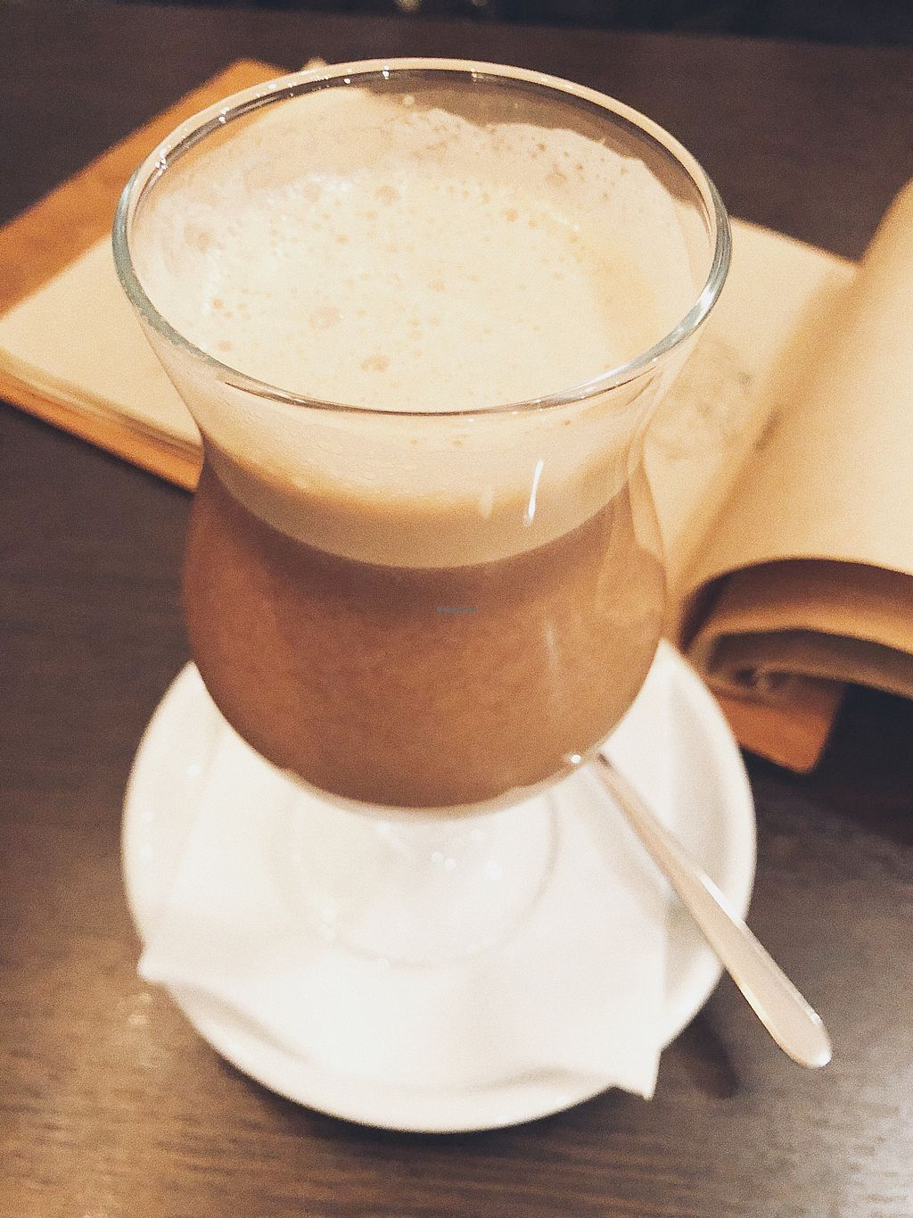 """Photo of Ugol  by <a href=""""/members/profile/Evgenia"""">Evgenia</a> <br/>Cacao with coconut milk <br/> December 14, 2017  - <a href='/contact/abuse/image/86459/335585'>Report</a>"""