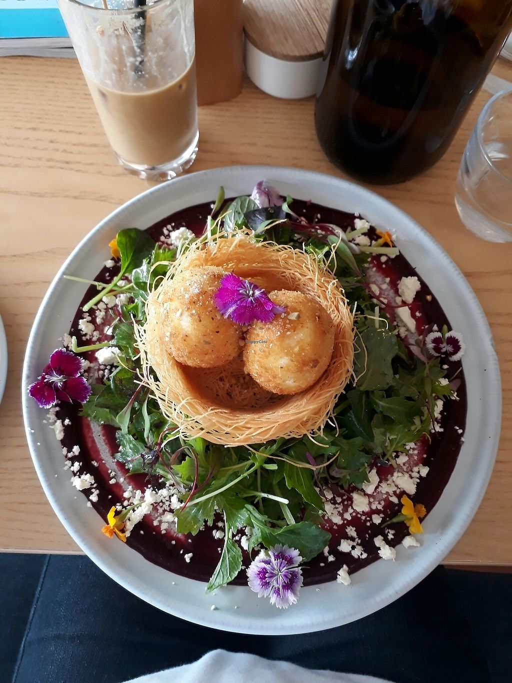 """Photo of Comes and Goes  by <a href=""""/members/profile/HazelTurner"""">HazelTurner</a> <br/>amazing food! <br/> July 12, 2017  - <a href='/contact/abuse/image/86470/279431'>Report</a>"""