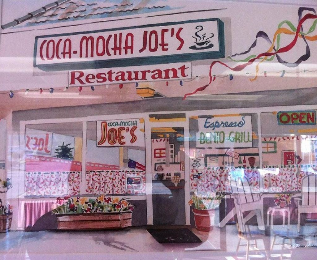 """Photo of Coca-Mocha Joe's  by <a href=""""/members/profile/community"""">community</a> <br/>Coca-Mocha Joe's  <br/> March 5, 2015  - <a href='/contact/abuse/image/8648/220537'>Report</a>"""