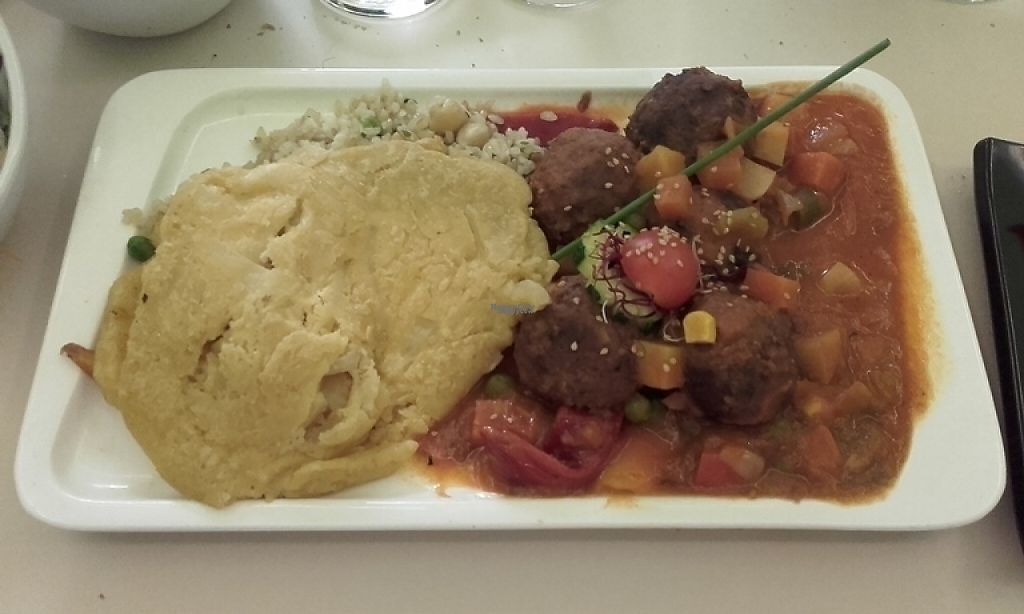 """Photo of Yerbabuena - Hileras  by <a href=""""/members/profile/LeFunks"""">LeFunks</a> <br/>veggie meatballs <br/> February 27, 2017  - <a href='/contact/abuse/image/86491/231011'>Report</a>"""