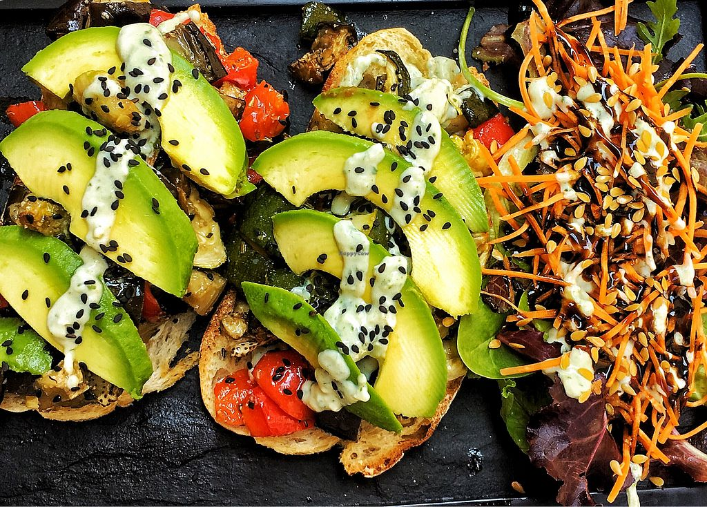 """Photo of Graze  by <a href=""""/members/profile/salomewho"""">salomewho</a> <br/>avocado toast on point ?? <br/> July 9, 2017  - <a href='/contact/abuse/image/86499/278336'>Report</a>"""