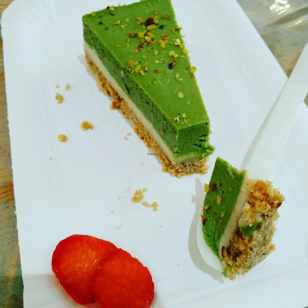 """Photo of Graze  by <a href=""""/members/profile/Logge"""">Logge</a> <br/>green cake! <br/> September 23, 2017  - <a href='/contact/abuse/image/86499/307429'>Report</a>"""