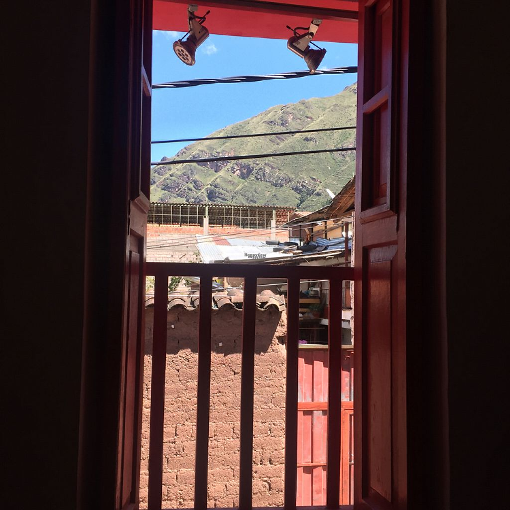 """Photo of Apu Organic Estacion Pisac  by <a href=""""/members/profile/Lozcriston"""">Lozcriston</a> <br/>view from our table <br/> March 21, 2017  - <a href='/contact/abuse/image/86510/239292'>Report</a>"""