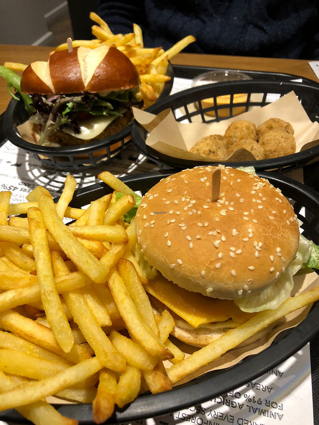 """Photo of Earth Restaurant & Takeaway  by <a href=""""/members/profile/LuisArnold"""">LuisArnold</a> <br/>Bean burger & CBC <br/> January 27, 2018  - <a href='/contact/abuse/image/86514/351529'>Report</a>"""
