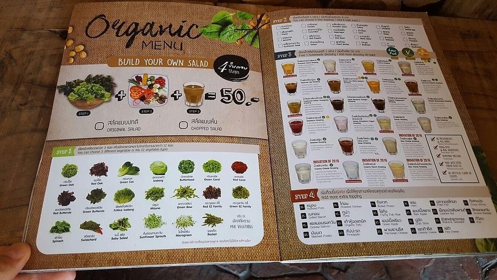 "Photo of Ohkajhu Organic Restaurant  by <a href=""/members/profile/GuruYoga"">GuruYoga</a> <br/>salad <br/> February 4, 2017  - <a href='/contact/abuse/image/86519/221943'>Report</a>"