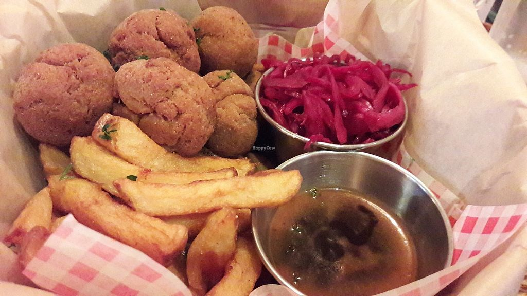 """Photo of Source  by <a href=""""/members/profile/Veganolive1"""">Veganolive1</a> <br/>Vegan Fried Chicken <br/> May 19, 2017  - <a href='/contact/abuse/image/86526/260346'>Report</a>"""