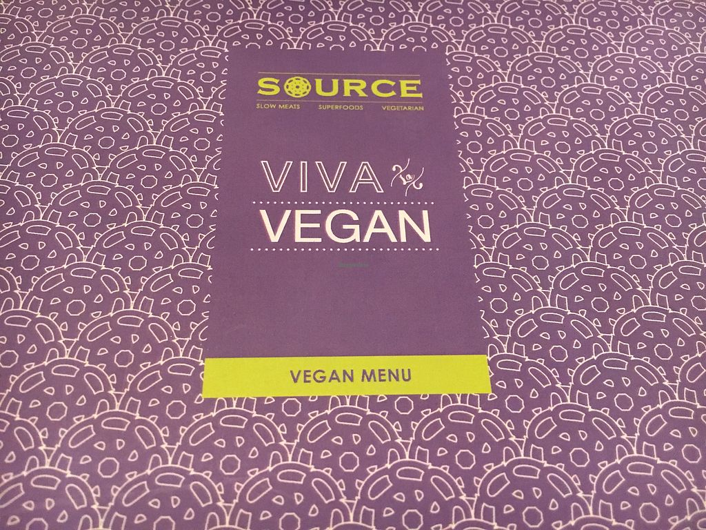 """Photo of Source  by <a href=""""/members/profile/hack_man"""">hack_man</a> <br/>Vegan menu  <br/> November 18, 2017  - <a href='/contact/abuse/image/86526/326782'>Report</a>"""