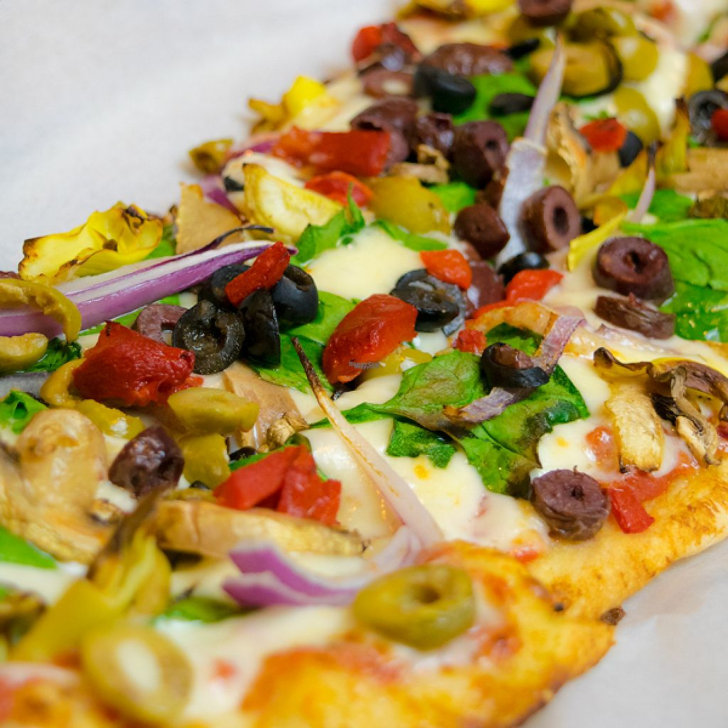 """Photo of Get Some Pizza  by <a href=""""/members/profile/getsomepizzabtown"""">getsomepizzabtown</a> <br/>Veggie Hugger <br/> February 3, 2017  - <a href='/contact/abuse/image/86532/221624'>Report</a>"""