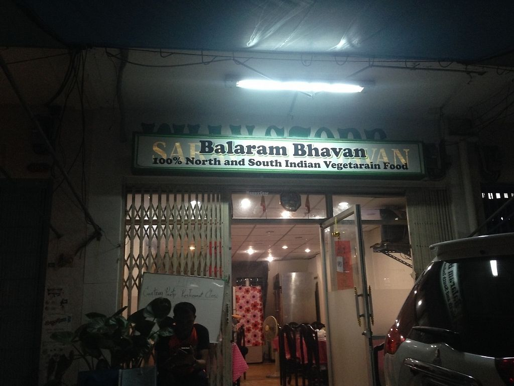 """Photo of Balaram Bhavan - Soi Liap Tai  by <a href=""""/members/profile/Tofulicious"""">Tofulicious</a> <br/>View from outside  <br/> February 2, 2017  - <a href='/contact/abuse/image/86538/221347'>Report</a>"""