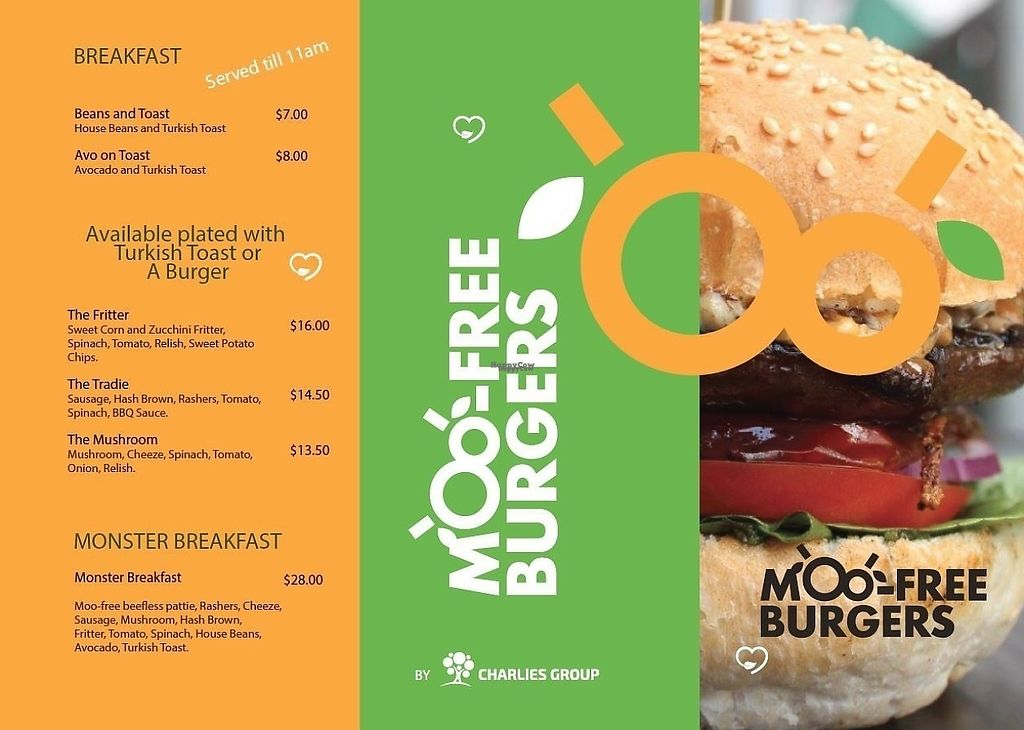 "Photo of MooFree Burgers - North Lakes  by <a href=""/members/profile/Ladylock"">Ladylock</a> <br/>Breakfast menu <br/> February 4, 2017  - <a href='/contact/abuse/image/86582/221787'>Report</a>"