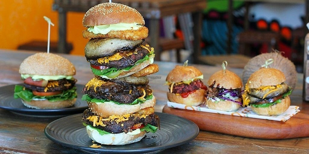 "Photo of MooFree Burgers - North Lakes  by <a href=""/members/profile/Ladylock"">Ladylock</a> <br/>Burgers <br/> February 4, 2017  - <a href='/contact/abuse/image/86582/221793'>Report</a>"