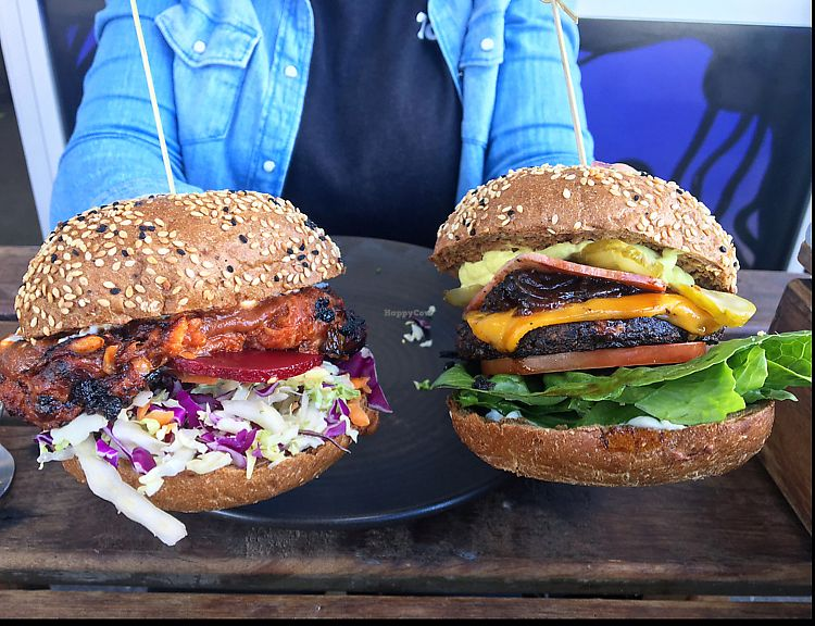 "Photo of MooFree Burgers - North Lakes  by <a href=""/members/profile/EmmaLutton"">EmmaLutton</a> <br/>absolutely AMAZING  <br/> June 22, 2017  - <a href='/contact/abuse/image/86582/272019'>Report</a>"