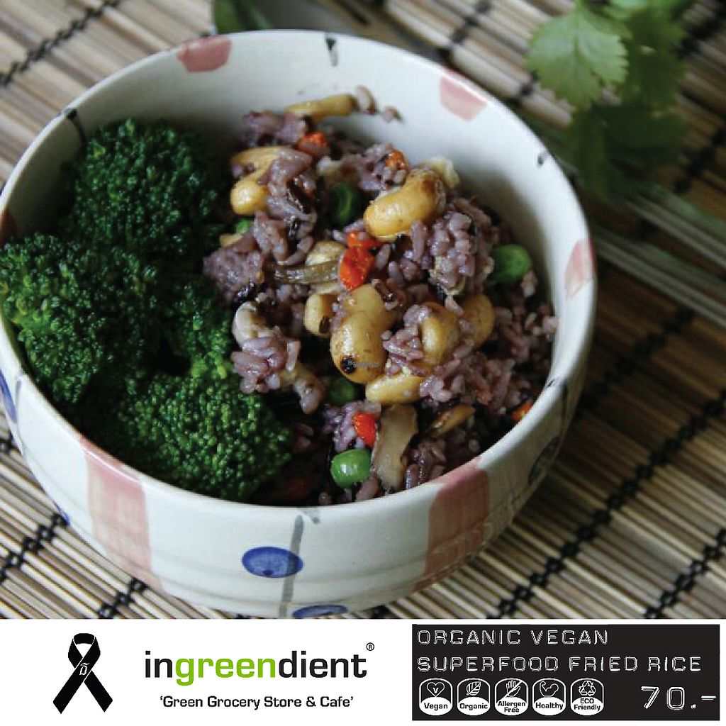 """Photo of CLOSED: Ingreendient  by <a href=""""/members/profile/Hidae"""">Hidae</a> <br/>Super foods fried rice <br/> February 16, 2017  - <a href='/contact/abuse/image/86599/227084'>Report</a>"""