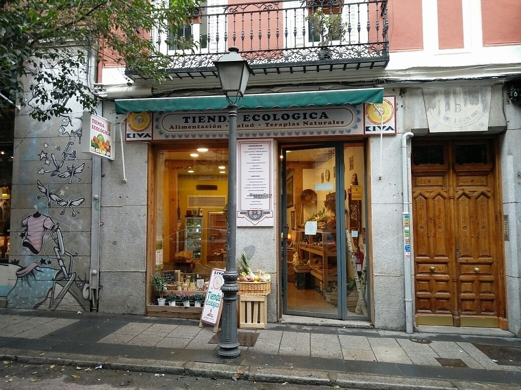 """Photo of CLOSED: Kiva Tienda Ecologica  by <a href=""""/members/profile/martinicontomate"""">martinicontomate</a> <br/>front view <br/> February 4, 2017  - <a href='/contact/abuse/image/86647/222508'>Report</a>"""