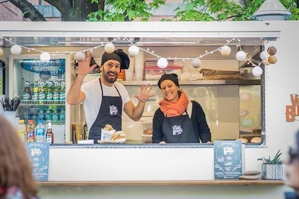 """Photo of The Veggie Burger Club Food Truck  by <a href=""""/members/profile/NicolasWeiner"""">NicolasWeiner</a> <br/>Chefs <br/> March 13, 2017  - <a href='/contact/abuse/image/86708/235868'>Report</a>"""