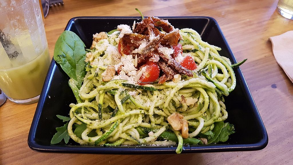 """Photo of Quinoa Arago Vegetaria  by <a href=""""/members/profile/JonJon"""">JonJon</a> <br/>Italian salad (raw) <br/> August 21, 2017  - <a href='/contact/abuse/image/86712/295256'>Report</a>"""
