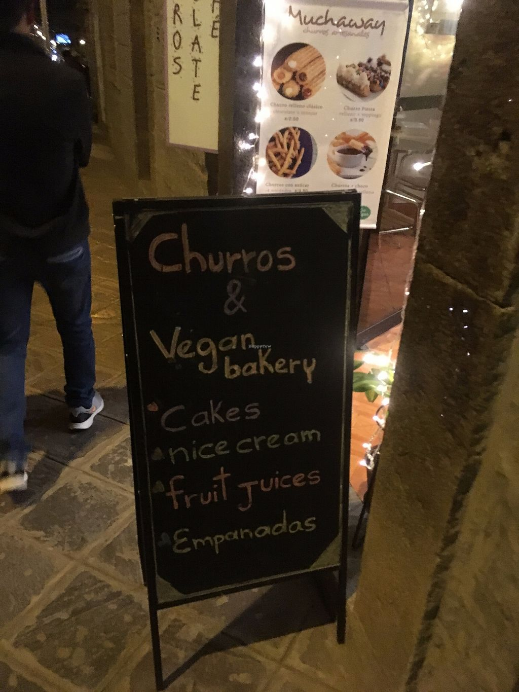 """Photo of The Churro Bar & Vegan Bakery  by <a href=""""/members/profile/vegan_ryan"""">vegan_ryan</a> <br/>exterior <br/> July 16, 2017  - <a href='/contact/abuse/image/86714/281025'>Report</a>"""