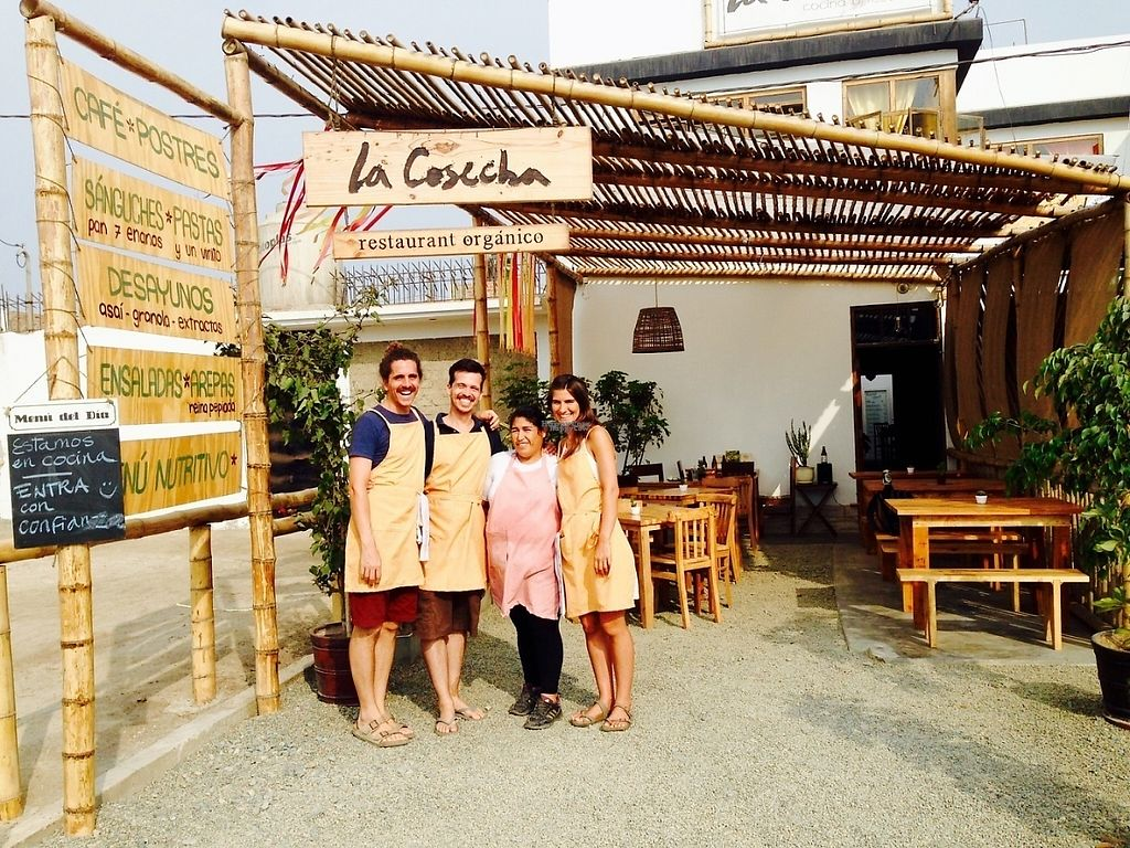 """Photo of La Cosecha  by <a href=""""/members/profile/DanaKatscha"""">DanaKatscha</a> <br/>La Cosecha The Team  <br/> February 6, 2017  - <a href='/contact/abuse/image/86722/223709'>Report</a>"""