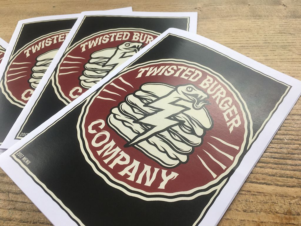 """Photo of Twisted Burger Company - The Harley  by <a href=""""/members/profile/Vickoz"""">Vickoz</a> <br/>menu array <br/> June 24, 2017  - <a href='/contact/abuse/image/86769/272990'>Report</a>"""