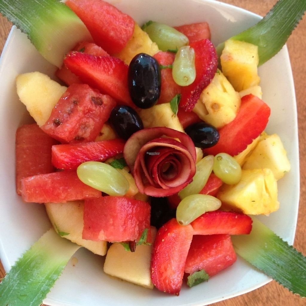 """Photo of CLOSED: Teaffanys  by <a href=""""/members/profile/Teaffanys"""">Teaffanys</a> <br/>Fruit salad in a Citrus-minty sauce  <br/> February 9, 2017  - <a href='/contact/abuse/image/86820/224503'>Report</a>"""