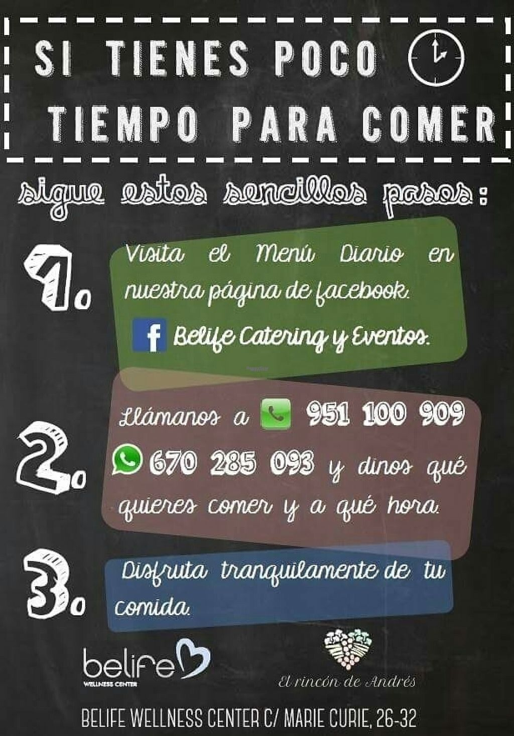 "Photo of El Rincon de Andres  by <a href=""/members/profile/Carmela79"">Carmela79</a> <br/>Teléfono <br/> February 12, 2017  - <a href='/contact/abuse/image/86851/225817'>Report</a>"