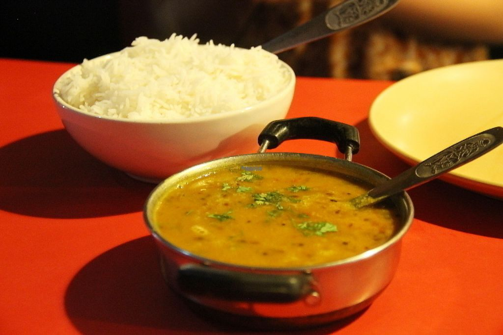"Photo of Shree Ganesh Pure Vegetarian  by <a href=""/members/profile/reissausta%20ja%20ruokaa"">reissausta ja ruokaa</a> <br/>Dhal which is a great Indian lentil sauce.  <br/> March 25, 2017  - <a href='/contact/abuse/image/86861/240816'>Report</a>"