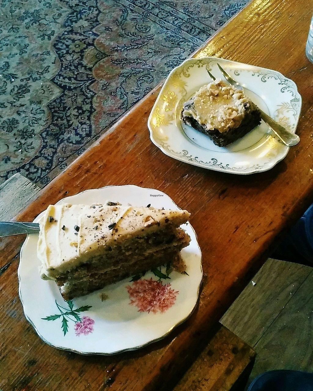 """Photo of The Cran  by <a href=""""/members/profile/unmond"""">unmond</a> <br/>PB Banana Cake & Salted Caramel Brownie <br/> March 17, 2018  - <a href='/contact/abuse/image/86879/371959'>Report</a>"""
