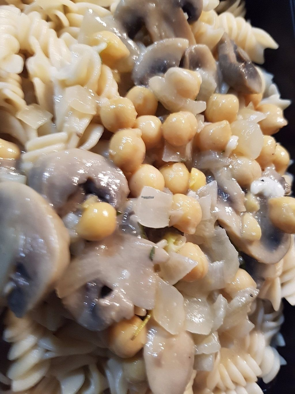 """Photo of Vegan on the Go  by <a href=""""/members/profile/JessicaAliza"""">JessicaAliza</a> <br/>CHICKPEA STROGANOFF <br/> February 9, 2017  - <a href='/contact/abuse/image/86906/224576'>Report</a>"""