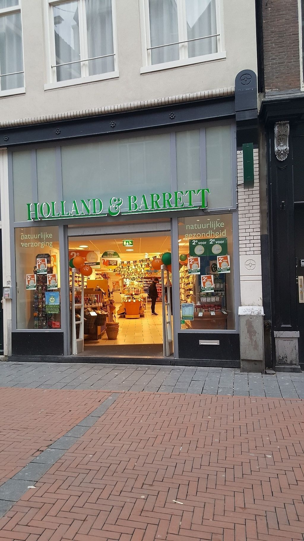 """Photo of Holland and Barrett - Nieuwendijk  by <a href=""""/members/profile/Clare"""">Clare</a> <br/>Store front <br/> February 9, 2017  - <a href='/contact/abuse/image/86929/224617'>Report</a>"""