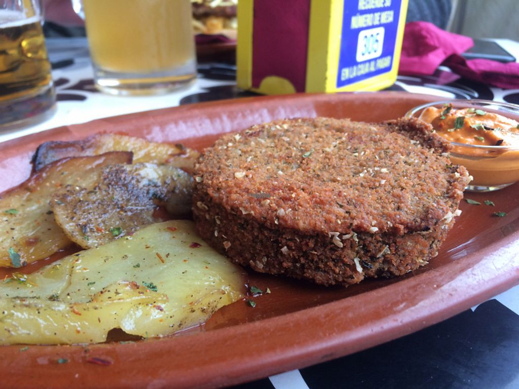 """Photo of Desperados  by <a href=""""/members/profile/AlejandroValle"""">AlejandroValle</a> <br/>Veggie Burguer <br/> February 11, 2017  - <a href='/contact/abuse/image/86934/225339'>Report</a>"""