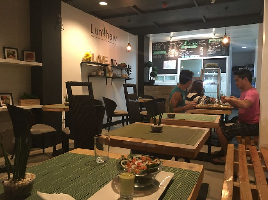 """Photo of Lun-Haw Vegan Cafe  by <a href=""""/members/profile/Veg4Jay"""">Veg4Jay</a> <br/>Café Interior <br/> February 19, 2017  - <a href='/contact/abuse/image/86953/228167'>Report</a>"""