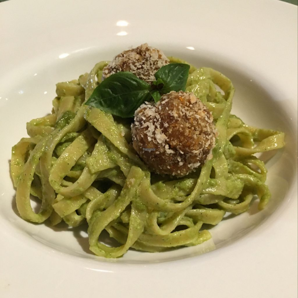 """Photo of Lun-Haw Vegan Cafe  by <a href=""""/members/profile/Veg4Jay"""">Veg4Jay</a> <br/>Pasta Alfredo <br/> February 19, 2017  - <a href='/contact/abuse/image/86953/228170'>Report</a>"""