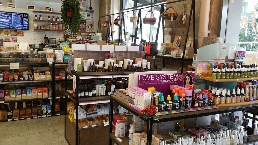 """Photo of Newstead Organics Store & Cafe  by <a href=""""/members/profile/Mike%20Munsie"""">Mike Munsie</a> <br/>inside 1 <br/> April 21, 2017  - <a href='/contact/abuse/image/86958/250409'>Report</a>"""