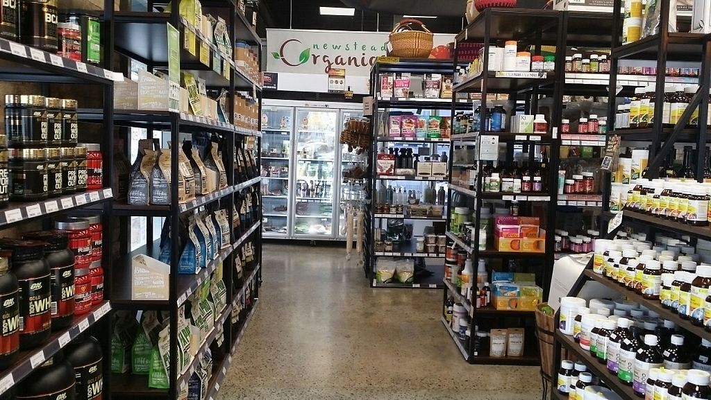 """Photo of Newstead Organics Store & Cafe  by <a href=""""/members/profile/Mike%20Munsie"""">Mike Munsie</a> <br/>inside 2 <br/> April 21, 2017  - <a href='/contact/abuse/image/86958/250411'>Report</a>"""