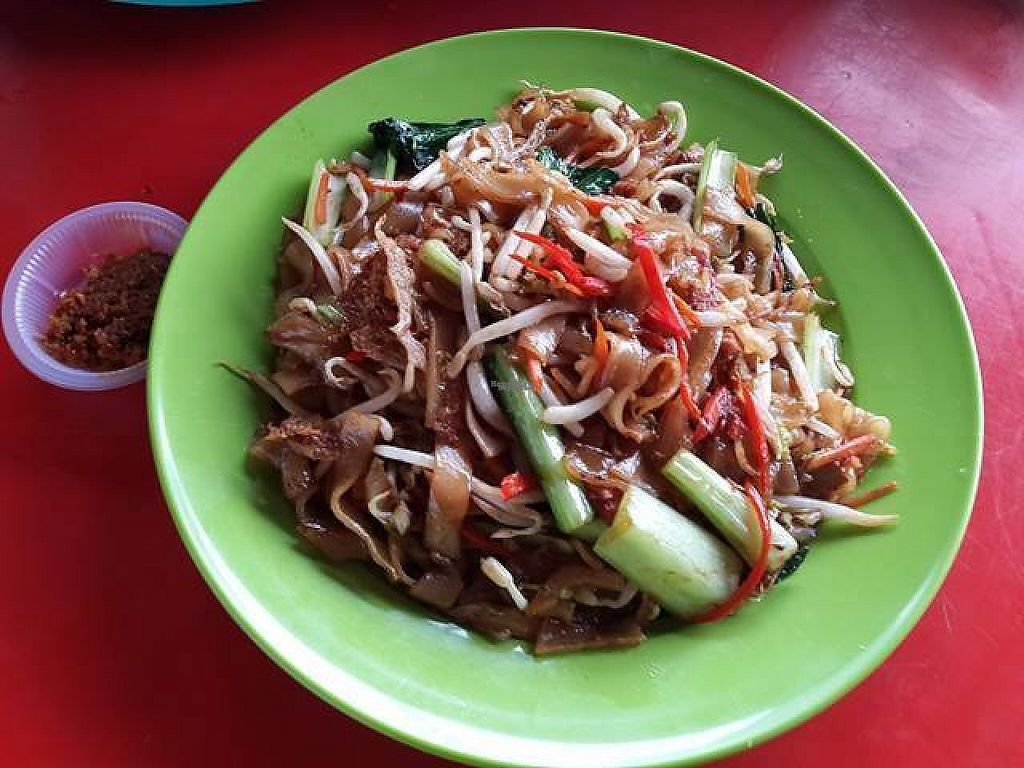 Photo of Vegetarian Siew Chao - Three Plus Corner   by Raphael_Dane <br/> February 12, 2017  - <a href='/contact/abuse/image/87010/225724'>Report</a>