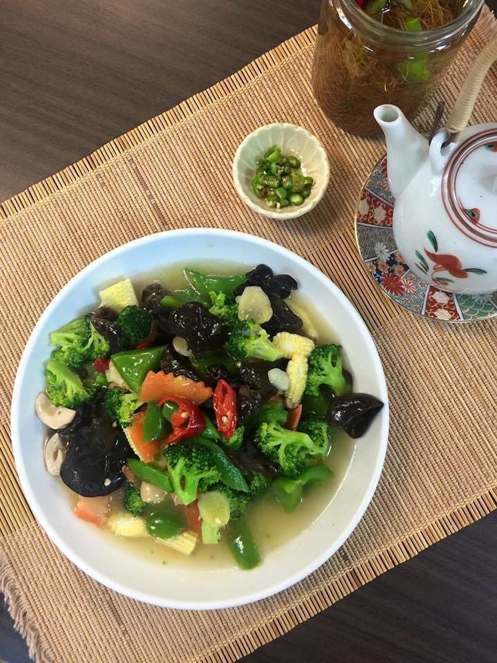 Photo of Zhi Shan Vegetarian  by Raphael_Dane <br/> February 12, 2017  - <a href='/contact/abuse/image/87011/225753'>Report</a>