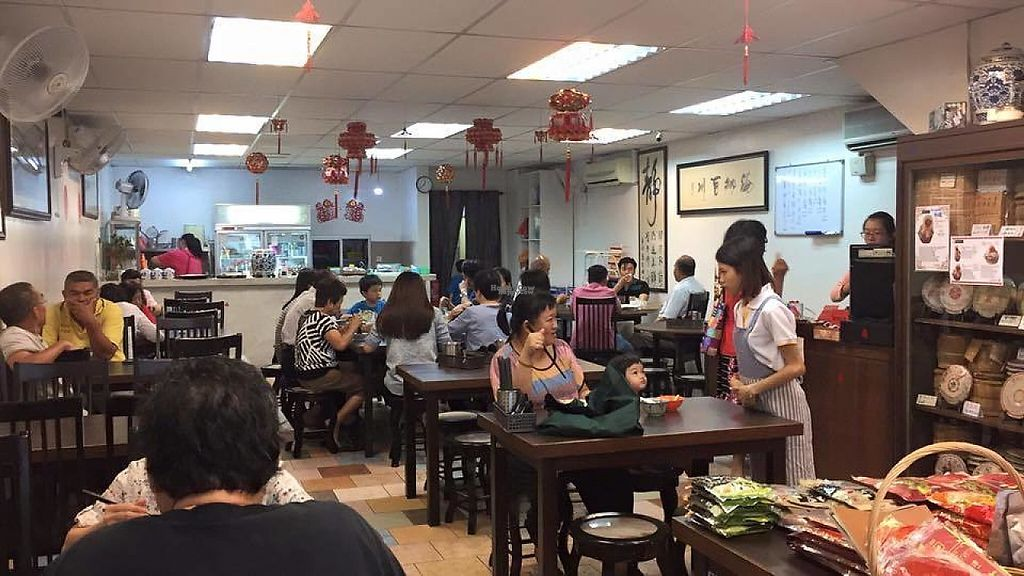 Photo of Zhi Shan Vegetarian  by Raphael_Dane <br/>inside the restaurant <br/> February 12, 2017  - <a href='/contact/abuse/image/87011/225755'>Report</a>