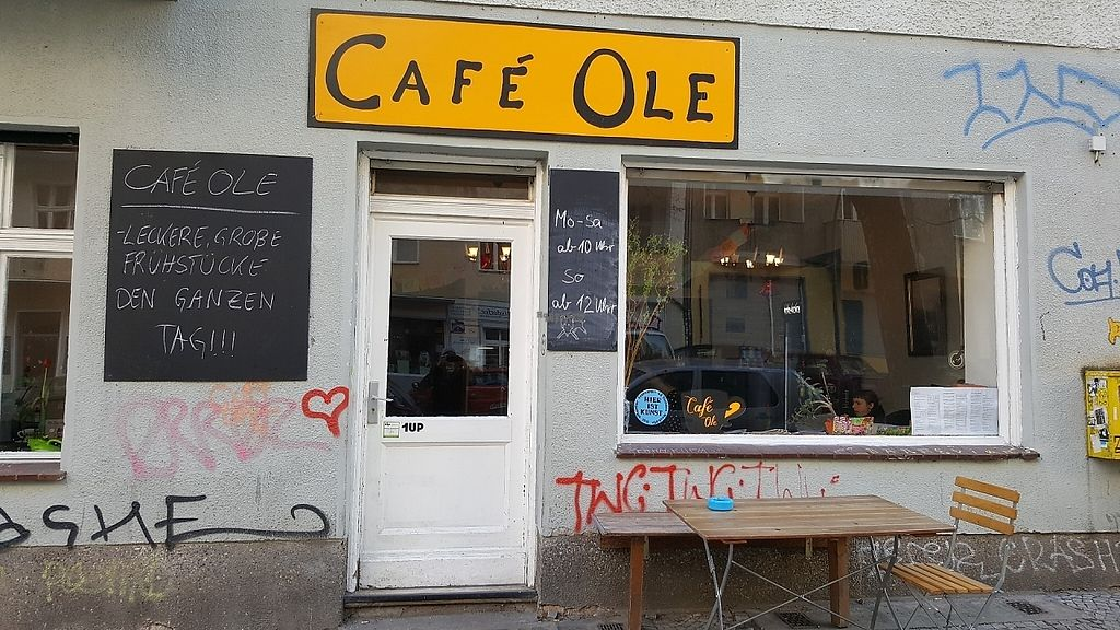 """Photo of Cafe Ole  by <a href=""""/members/profile/Architexturburo"""">Architexturburo</a> <br/>Entry Café Ole  <br/> February 11, 2017  - <a href='/contact/abuse/image/87048/225415'>Report</a>"""