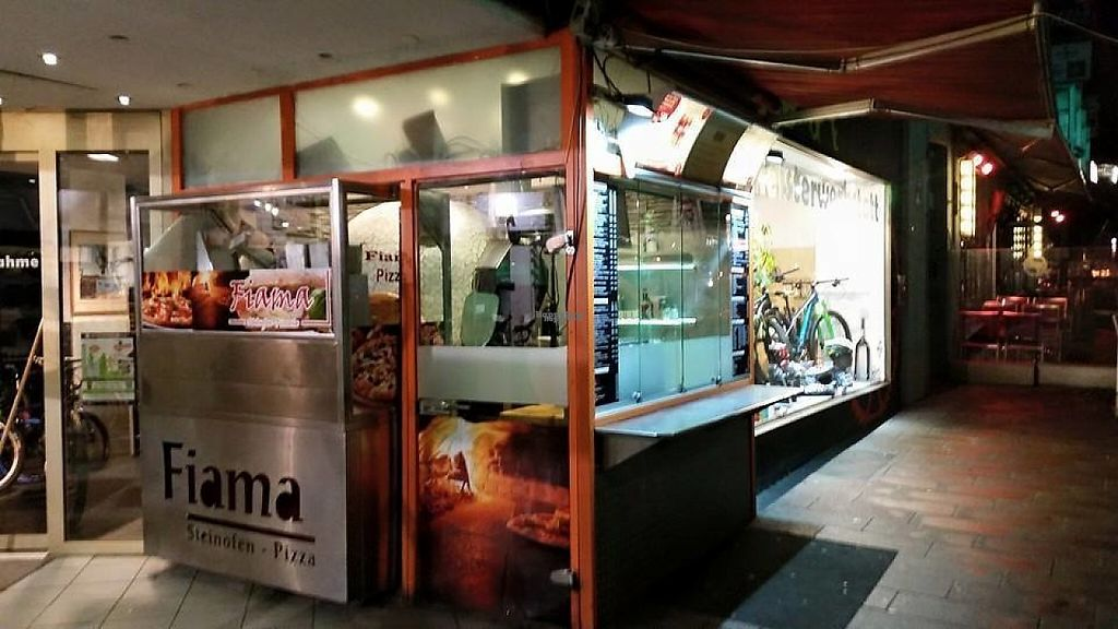 """Photo of Fiama  by <a href=""""/members/profile/kolaj"""">kolaj</a> <br/>Probably the tiniest pizzeria in Bochum <br/> February 13, 2017  - <a href='/contact/abuse/image/87075/226215'>Report</a>"""
